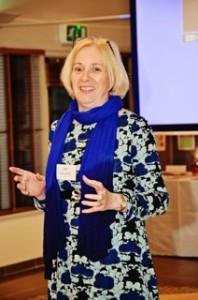 Pat Duckworth, Public Speaker